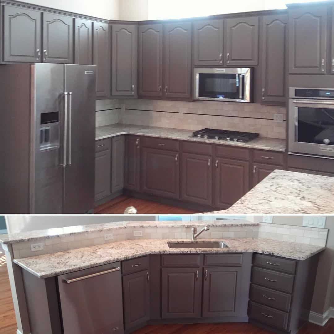 Chester And Delaware County Cabinet Painting Contractor